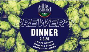 Ellis Island Brewer's Dinner @ Ellis Island Casino & Brewery